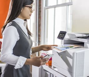 Gold Coast printer copier hire