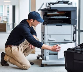 24 / 7 printer copier maintenance on the Gold Coast